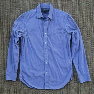Banana Republic Soft Wash Slim Fit Shirt Size S